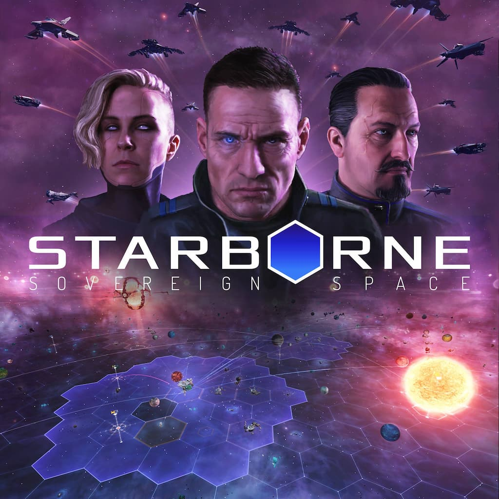 Starborne: Sovereign Space Listed Among The World's Best 4x Strategy Games
